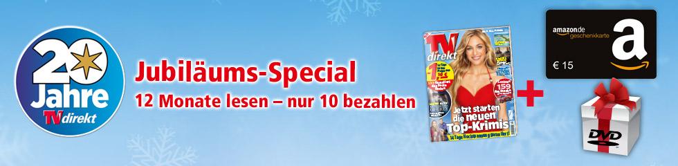 Jubiläums-Special
