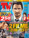 TVdirekt Cover - Spielfilm Highlight auf DVD: Chocolat & The Flowers of War (2 Filme auf DVD)<br/><br/> Chocolat