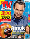 TVdirekt Cover - Spielfilm Highlight auf DVD: Amok