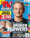 TVdirekt Cover - Spielfilm Highlight auf DVD: Broken Flowers