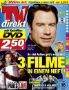 TVdirekt Cover - Spielfilm Highlight auf DVD: From Paris with Love & The Illusionist (2 Filme auf DVD)<br /><br />From Paris with Love