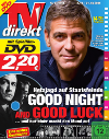 TVdirekt Cover - Spielfilm Highlight auf DVD: Good Night, and Good Luck