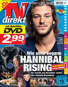 TVdirekt Cover - Spielfilm Highlight auf DVD: Hannibal Rising