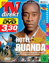TVdirekt Cover - Spielfilm Highlight auf DVD: Hotel Ruanda