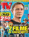 "TVdirekt Cover - Spielfilm Highlight auf DVD: ""Cowboys & Aliens"" und ""NEXT"" (2 Filme auf DVD)<br /><br />Cowboys & Aliens <br /><br/>"