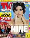 TVdirekt Cover - Spielfilm Highlight auf DVD: Nine