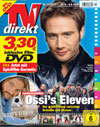 TVdirekt Cover - Spielfilm Highlight auf DVD: Ossi´s Eleven