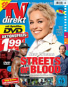 TVdirekt Cover - Spielfilm Highlight auf DVD: Streets of Blood