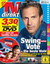TVdirekt Cover - Spielfilm Highlight auf DVD: Swing Vote