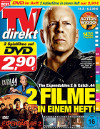 "TVdirekt Cover - Spielfilm Highlight auf DVD: 2 Filme auf DVD ""The Expendables 2"" und ""Catch .44"""