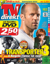 TVdirekt Cover - Spielfilm Highlight auf DVD: Transporter 3